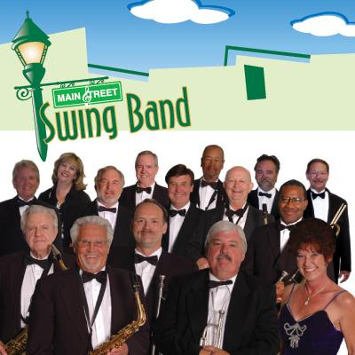 Main Street Swing Band | San Bernardino, CA | Big Band | Photo #1