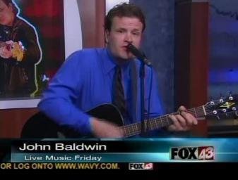 JOHN BALDWIN: Singer, Guitarist, 1-Man Band & DJ | Woodbridge, VA | Acoustic Guitar | Photo #5