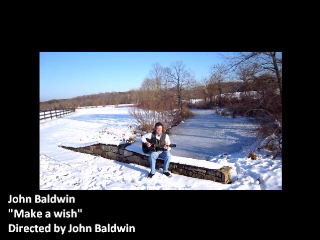 John Baldwin | Richmond, VA | Acoustic Guitar | Make a wish by John Baldwin