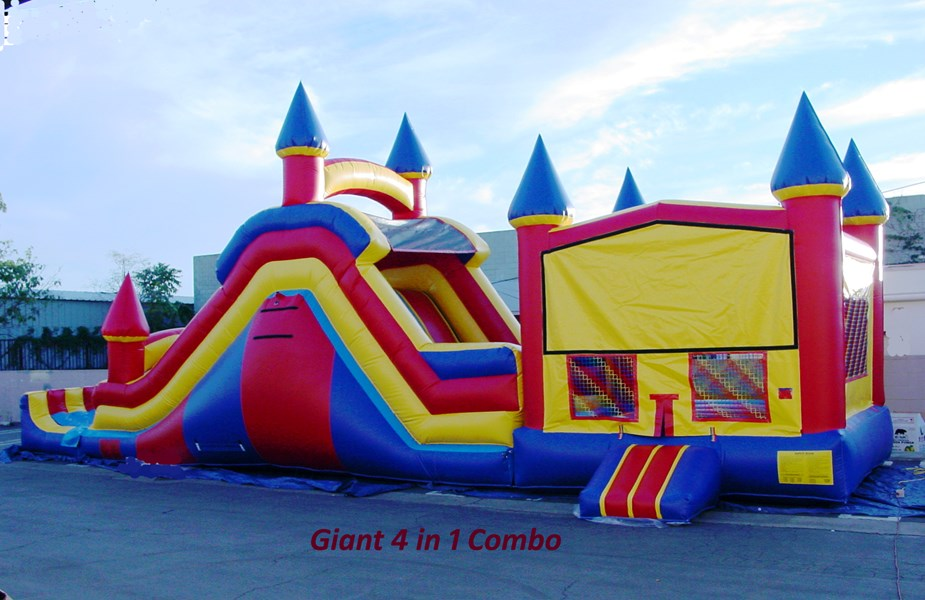 Jump For Joy-Jumpers & Party Rental Equipment - Bounce House - Redondo Beach, CA