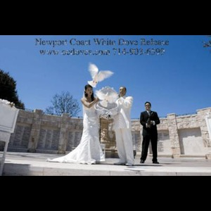 White Dove Release For Weddings & Events - Dove Releases - Huntington Beach, CA