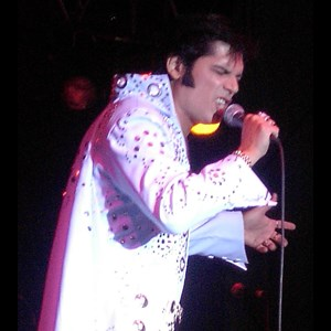 Plymouth Elvis Impersonator | #1 CONCERT ELVIS-HEART OF THE KING-FRANKIE CASTRO