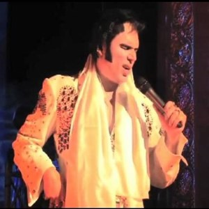 LAS VEGAS #1ELVIS-HEART OF THE KING-FRANKIE CASTRO