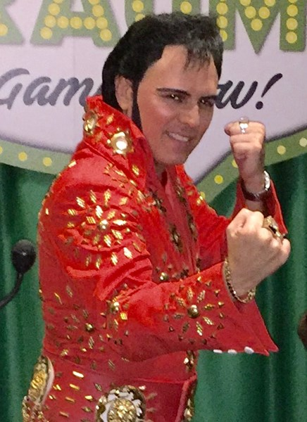 #1 VEGAS ELVIS-HEART OF THE KING-FRANKIE CASTRO - Elvis Impersonator - Las Vegas, NV