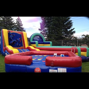 Varysburg Party Inflatables | Buffalo's best photos