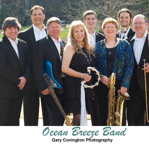 Ocean Breeze Band - Dance Band - Rock Hill, SC