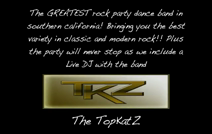 The TopKatZ - Band & DJ | Thousand Oaks, CA | Rock Band | The TopKatZ Band And DJ