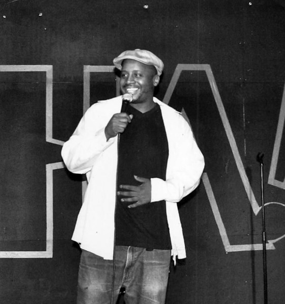 Marq Overton - Comedian - New York City, NY