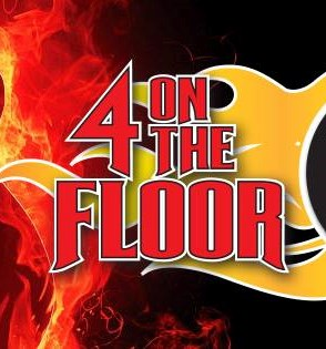 4 On the floor - Pop Band - Raleigh, NC