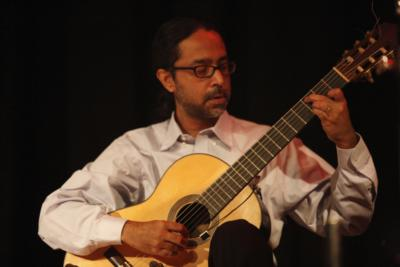 Abbas Premjee | Irvine, CA | Classical Acoustic Guitar | Photo #3