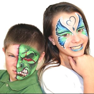 York, PA Face Painter | Changing Faces 4 Fun