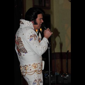 Ricky Beall - Elvis Impersonator - Wesson, MS