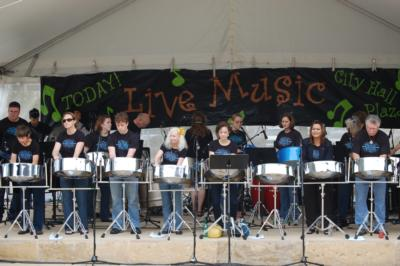Inside Out Steelband | Austin, TX | Steel Drum Band | Photo #5