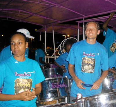 Inside Out Steelband | Austin, TX | Steel Drum Band | Photo #6