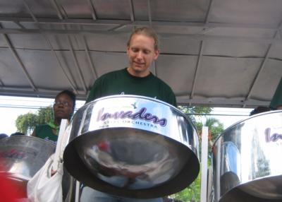 Inside Out Steelband | Austin, TX | Steel Drum Band | Photo #4