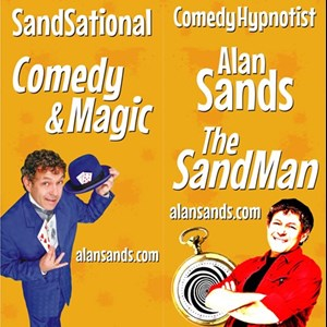 Helena Magician | MT Comedy Hypnosis & Magic The SandMan
