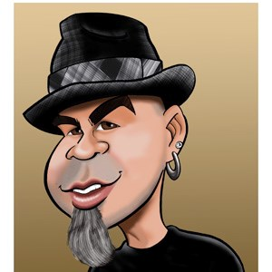 Westland Caricaturist | Ariel-View Caricatures & Illustrations