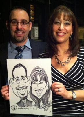 Ariel-View Caricatures & Illustrations | Wyandotte, MI | Caricaturist | Photo #20