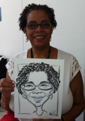 Ariel-View Caricatures & Illustrations | Wyandotte, MI | Caricaturist | Photo #9