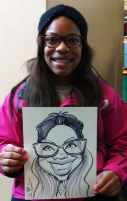 Ariel-View Caricatures & Illustrations | Wyandotte, MI | Caricaturist | Photo #8