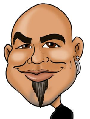Ariel-View Caricatures & Illustrations | Wyandotte, MI | Caricaturist | Photo #1