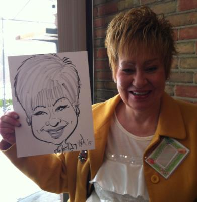 Ariel-View Caricatures & Illustrations | Wyandotte, MI | Caricaturist | Photo #18