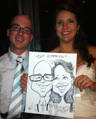 Ariel-View Caricatures & Illustrations | Wyandotte, MI | Caricaturist | Photo #24