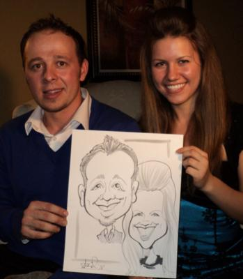 Ariel-View Caricatures & Illustrations | Wyandotte, MI | Caricaturist | Photo #11