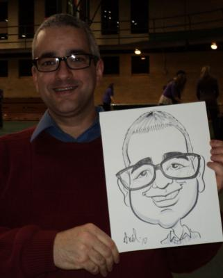 Ariel-View Caricatures & Illustrations | Wyandotte, MI | Caricaturist | Photo #13