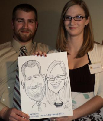 Ariel-View Caricatures & Illustrations | Wyandotte, MI | Caricaturist | Photo #17