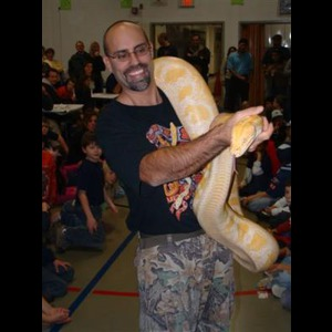 Lattimer Mnes Animal For A Party | Rizzo's Reptile Discovery Llc