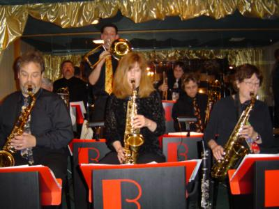 Baytown Big Band | Saginaw, MI | Big Band | Photo #2