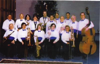 Baytown Big Band | Saginaw, MI | Big Band | Photo #9