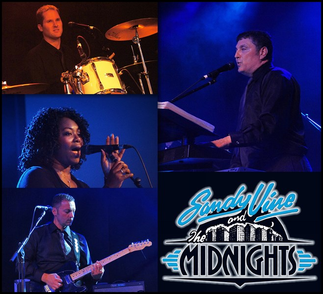 Sandy Vine And The Midnights - Cover Band - Niagara Falls, ON