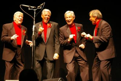 Take Note | Chicago, IL | Barbershop Quartet | Photo #1
