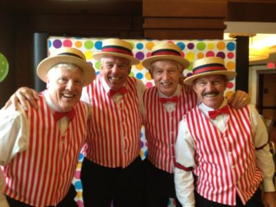 Take Note | Chicago, IL | Barbershop Quartet | Photo #5