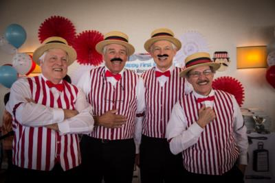 Take Note | Chicago, IL | Barbershop Quartet | Photo #4