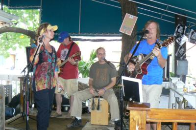 Dennis McCaughey And Tropical Soul | Lancaster, PA | Beach Band | Photo #3