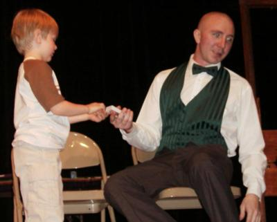 Jason Love | Franksville, WI | Comedy Magician | Photo #1