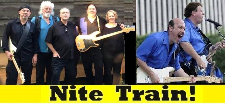 Nite Train - Blues Band - Albany, NY