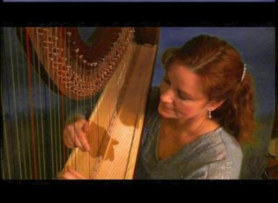Theresa Tremmel, Indianapolis, Harp And Keyboard | Indianapolis, IN | Harp | Photo #3