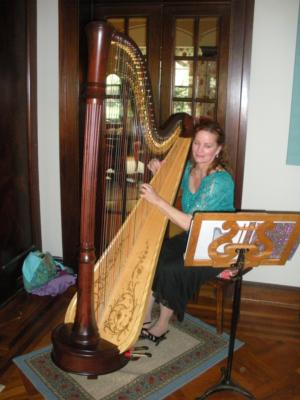 Theresa Tremmel, Indianapolis, Harp And Keyboard | Indianapolis, IN | Harp | Photo #6