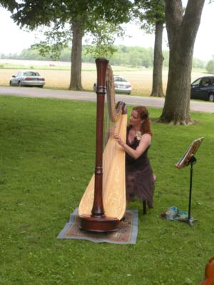 Theresa Tremmel, Indianapolis, Harp And Keyboard | Indianapolis, IN | Harp | Photo #9