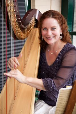 Theresa Tremmel, Indianapolis, Harp And Keyboard | Indianapolis, IN | Harp | Photo #1