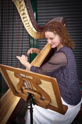Theresa Tremmel, Indianapolis, Harp And Keyboard | Indianapolis, IN | Harp | Photo #14