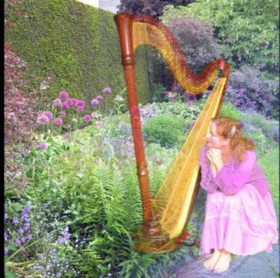 Theresa Tremmel, Indianapolis, Harp And Keyboard | Indianapolis, IN | Harp | Photo #5