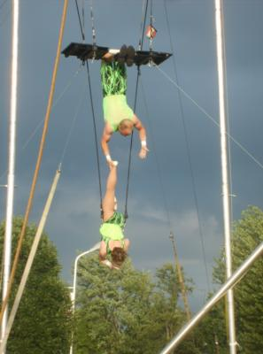 Aerial Storm | Lombard, IL | Circus Act | Photo #18