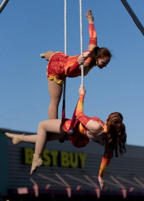Aerial Storm | Lombard, IL | Circus Act | Photo #6