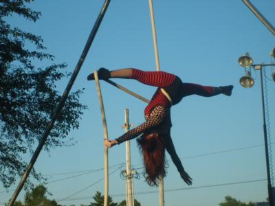 Aerial Storm | Lombard, IL | Circus Act | Photo #8
