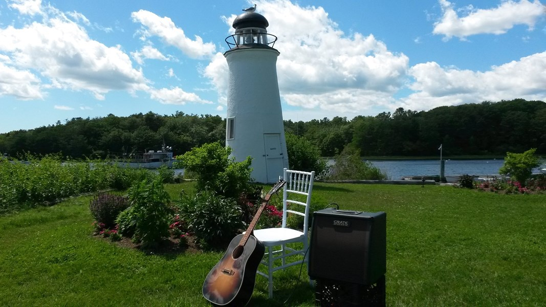 Jeff Monkman - Acoustic Guitarist - York Beach, ME
